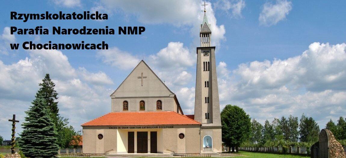 Parafia NNMP Chocianowice